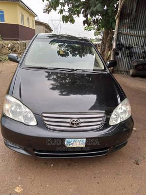 Toyota Corolla 2004 LE Black | Cars for sale in Osun State, Osogbo