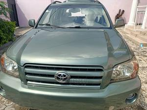 Toyota Highlander 2004 Green | Cars for sale in Lagos State, Ajah
