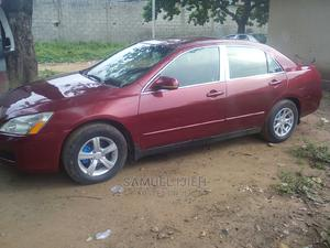 Honda Accord 2007 2.4 Red | Cars for sale in Niger State, Suleja