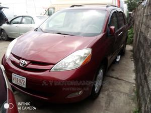 Toyota Sienna 2007 XLE Limited 4WD Red | Cars for sale in Lagos State, Apapa