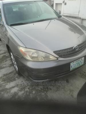 Toyota Camry 2003 Gray   Cars for sale in Lagos State, Ojodu