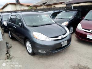 Toyota Sienna 2007 XLE Limited 4WD Gray | Cars for sale in Lagos State, Apapa