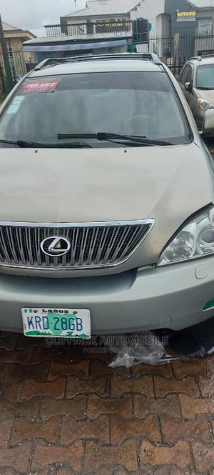 Lexus RX 2008 350 AWD Silver | Cars for sale in Lagos State, Ajah