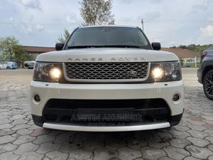 Land Rover Range Rover Sport 2008 White   Cars for sale in Abuja (FCT) State, Gwarinpa