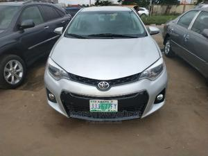 Toyota Corolla 2015 Silver | Cars for sale in Lagos State, Amuwo-Odofin