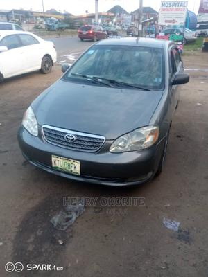 Toyota Corolla 2006 LE Gray | Cars for sale in Rivers State, Port-Harcourt