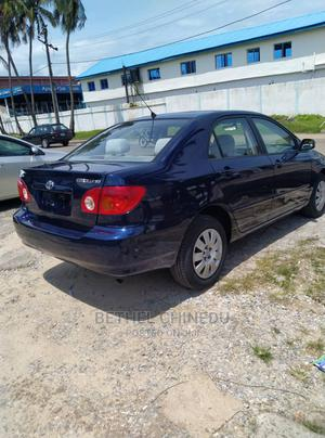 Toyota Corolla 2004 Blue | Cars for sale in Rivers State, Port-Harcourt