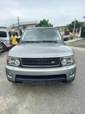 Land Rover Range Rover Sport 2011 HSE 4x4 (5.0L 8cyl 6A) Gray   Cars for sale in Lagos State, Amuwo-Odofin