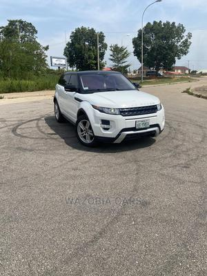Land Rover Range Rover Evoque 2015 White | Cars for sale in Abuja (FCT) State, Central Business District