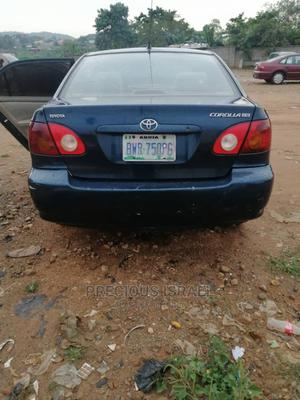 Toyota Corolla 2004 Blue | Cars for sale in Abuja (FCT) State, Gwarinpa
