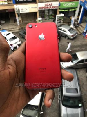 Apple iPhone 7 32 GB Red   Mobile Phones for sale in Abuja (FCT) State, Wuse 2