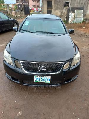 Lexus GS 2007 Black   Cars for sale in Lagos State, Ikotun/Igando