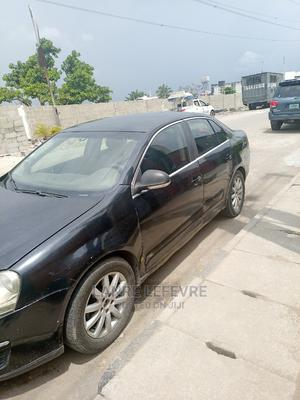 Volkswagen Jetta 2007 1.6 Automatic Black | Cars for sale in Lagos State, Lekki
