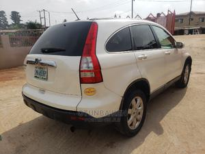 Honda CR-V 2008 2.4 EX Automatic White | Cars for sale in Lagos State, Ikeja