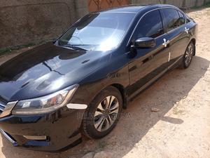 Honda Accord 2014 Black | Cars for sale in Kaduna State, Zaria