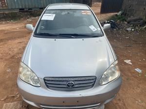 Toyota Corolla 2004 LE Silver | Cars for sale in Lagos State, Ikotun/Igando