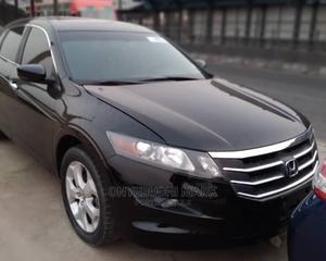 Honda Accord Crosstour 2010 EX-L AWD Black | Cars for sale in Lagos State, Gbagada