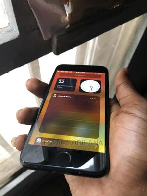 Apple iPhone 7 32 GB Black   Mobile Phones for sale in Lagos State, Alimosho