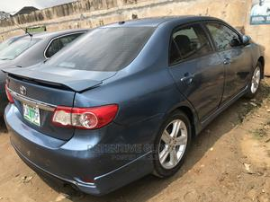 Toyota Corolla 2013 Blue | Cars for sale in Lagos State, Ojota