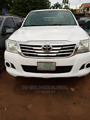 Toyota Hilux 2010 White | Cars for sale in Delta State, Oshimili South