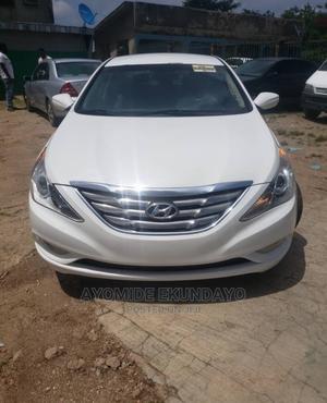 Hyundai Sonata 2011 White | Cars for sale in Oyo State, Ibadan
