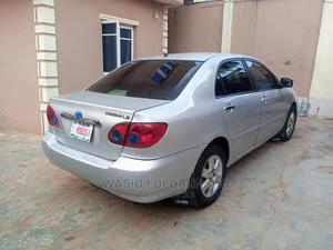 Toyota Corolla 2005 Silver | Cars for sale in Lagos State, Ifako-Ijaiye