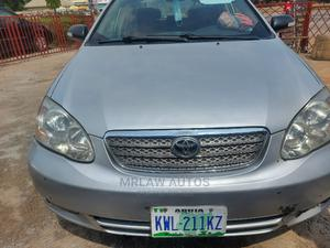 Toyota Corolla 2006 Silver | Cars for sale in Abuja (FCT) State, Asokoro