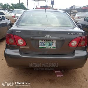 Toyota Corolla 2005 LE Gray | Cars for sale in Lagos State, Amuwo-Odofin