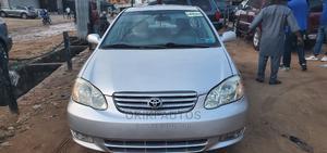 Toyota Corolla 2004 LE Silver | Cars for sale in Lagos State, Oshodi