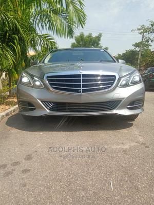 Mercedes-Benz E350 2015 Brown | Cars for sale in Abuja (FCT) State, Gwarinpa