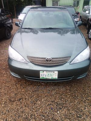 Toyota Camry 2002 Green   Cars for sale in Abuja (FCT) State, Katampe