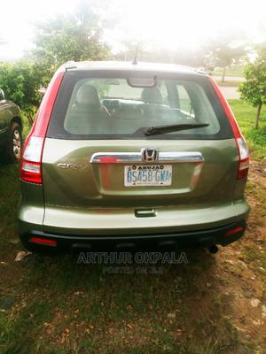 Honda CR-V 2008 2.0i ES Automatic Gold | Cars for sale in Abuja (FCT) State, Durumi