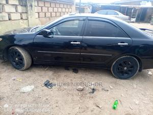 Toyota Camry 2003 Black   Cars for sale in Lagos State, Gbagada