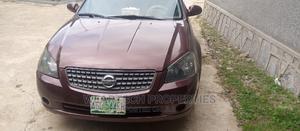 Nissan Altima 2005 2.5 Burgandy   Cars for sale in Kaduna State, Kaduna / Kaduna State
