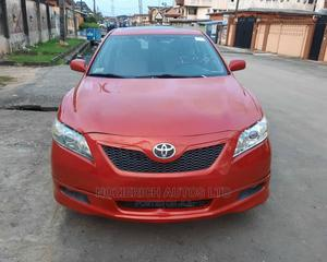 Toyota Camry 2008 2.4 SE Red   Cars for sale in Lagos State, Isolo