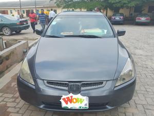 Honda Accord 2005 Gray | Cars for sale in Ogun State, Ifo