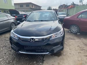 Honda Accord 2016 Black | Cars for sale in Lagos State, Ogba