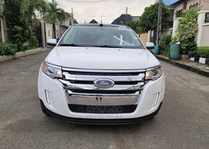 Ford Edge 2011 White   Cars for sale in Lagos State, Magodo