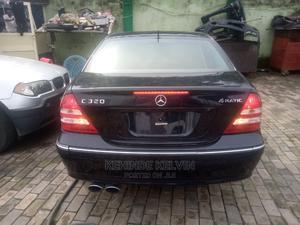 Mercedes-Benz C320 2005 Black | Cars for sale in Lagos State, Ojodu