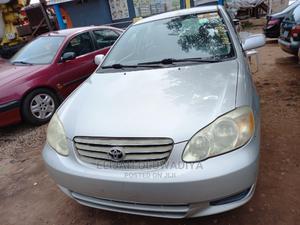 Toyota Corolla 2004 LE Silver | Cars for sale in Edo State, Benin City