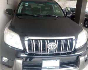 Toyota Land Cruiser Prado 2012 Black | Cars for sale in Lagos State, Ikoyi