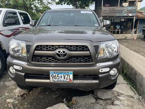 Toyota Tacoma 2010 Brown   Cars for sale in Lagos State, Apapa