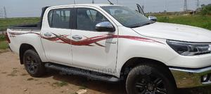 New Toyota Hilux 2021 White | Cars for sale in Abuja (FCT) State, Lugbe District