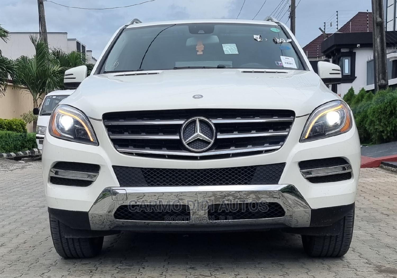 Mercedes-Benz M Class 2013 White | Cars for sale in Lekki, Lagos State, Nigeria