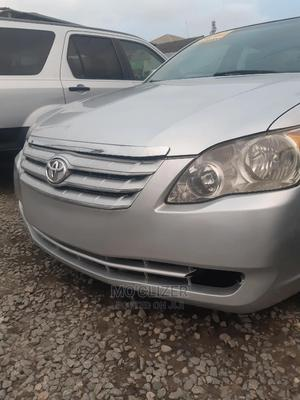 Toyota Avalon 2008 Silver | Cars for sale in Lagos State, Ajah
