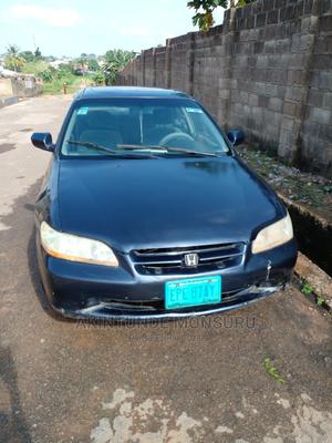 Honda Accord 2000 Coupe Blue   Cars for sale in Oyo State, Ibadan