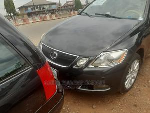 Lexus GS 2010 350 Black | Cars for sale in Lagos State, Abule Egba