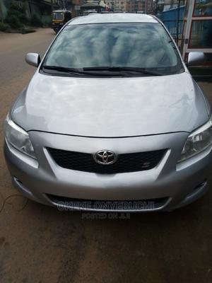 Toyota Corolla 2009 Silver | Cars for sale in Anambra State, Onitsha