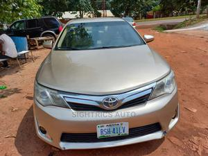 Toyota Camry 2013 Gold | Cars for sale in Abuja (FCT) State, Katampe