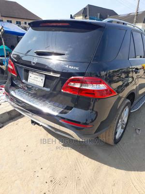 Mercedes-Benz M Class 2015 Black | Cars for sale in Lagos State, Lekki